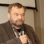 Karl Õigeri mantlipärija, ehitusteaduskonna dekaan professor Roode Liias.