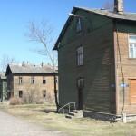 Sada aastat tagasi elasid Kopli liinide majades laevaehitustehase töölised.